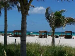 The Setai Hotel Beach