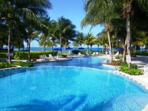 Old Bahanas Bay Resort pool