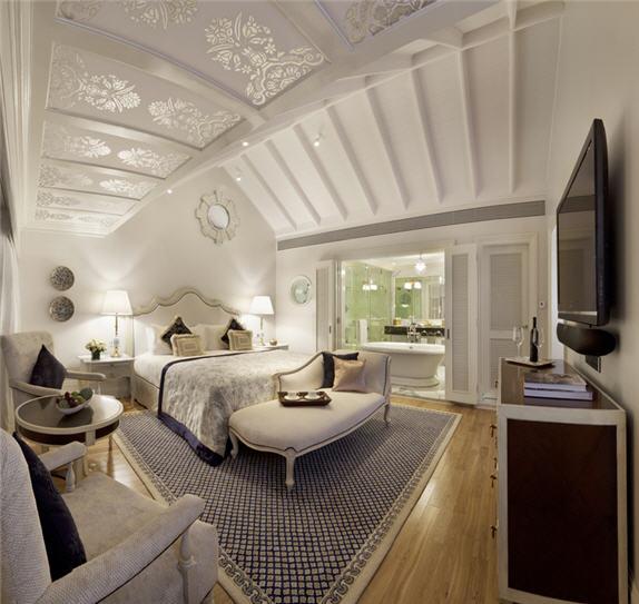 The Taj Mahal Palace guest rooms