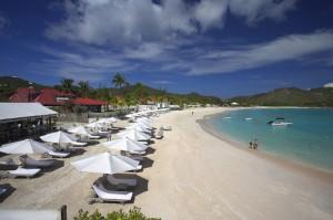 Eden Rock Hotel Beach St Barths