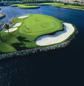Ritz Carlton Cayman Golf