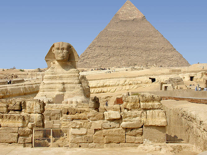 Egypt Holidays – The Architectural Wonder