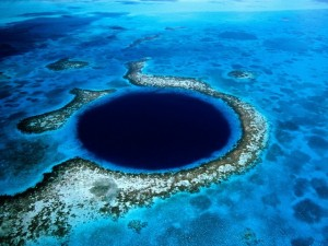 Belize water hole