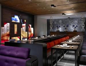 Hotel Palomar Dinning
