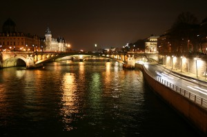 River Seine Paris