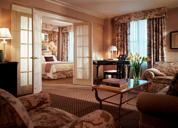 The Eliot Hotel Suite