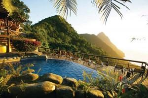 Ladera Saint Lucia