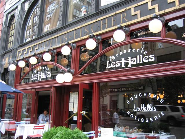Les Halles Restaurant Nyc
