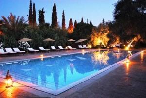 Pool La Maison Arabe Marrakech Morocco