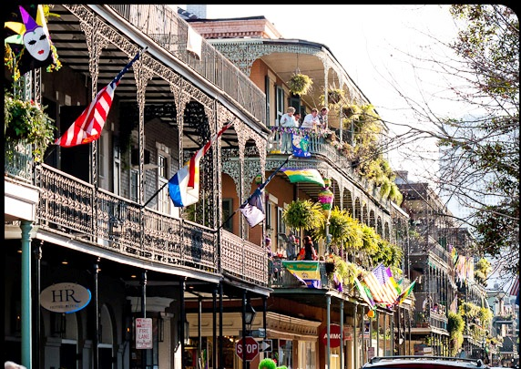 Sights Of New Orleans