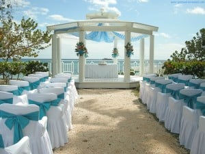 Caribbean dream wedding