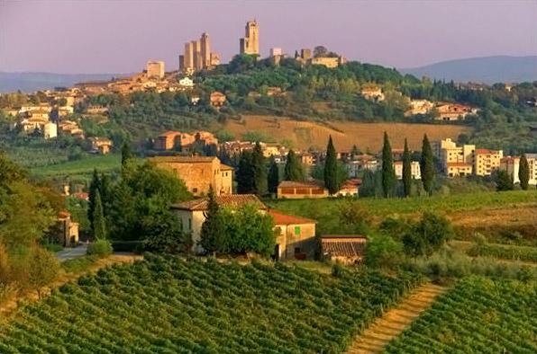 Tuscany  a rural paradise