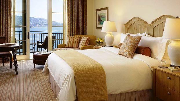 Terranea Resort King Guest Room