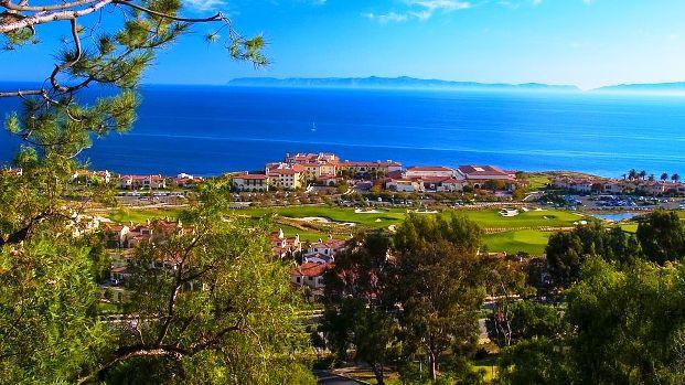 Terranea Resort resort distant view