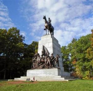 Virginia Monument Gettysburg