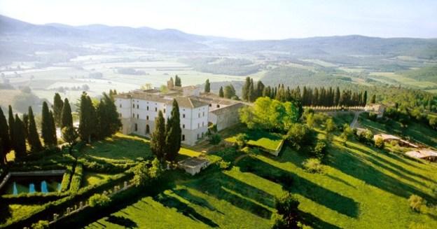 Castello di Casole Tuscany Italy