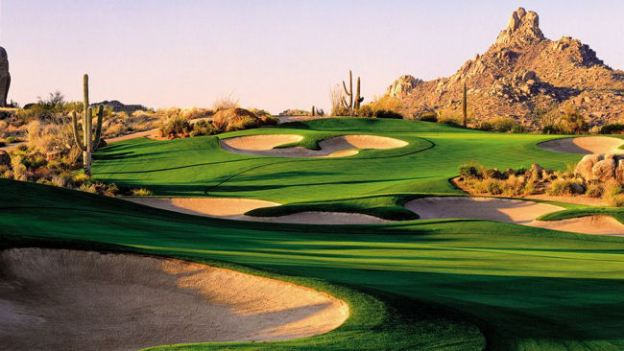 Scottsdale Troon Golf Course