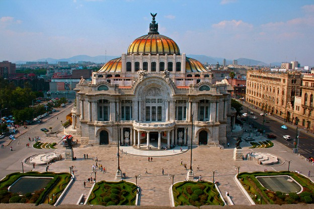 Places to visit in mexico city for Travel to mexico city