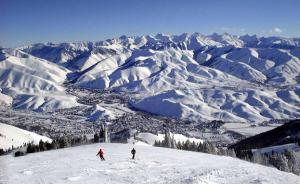sun-valley-idaho great skiing