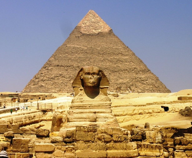 The Great Pyramid of Khufu Egypt