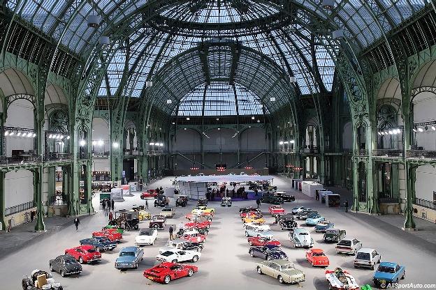 Grand Palais Paris Interior