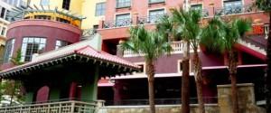 Hotel Valencia Riverwalk exterior