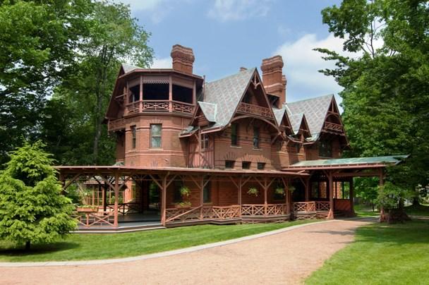 Mark Twain House Hartford Connecticut