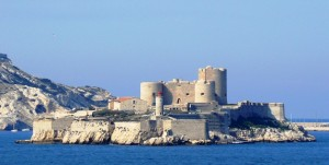 Chateau_d'If Marseille France