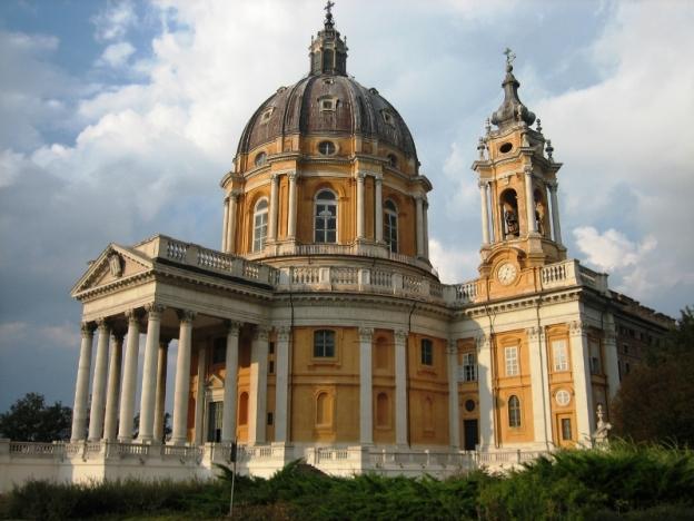Basilica of Superga, Turin, Italy