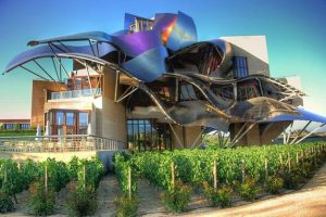 Frank Gehry - Marques de Riscal Hotel Winery