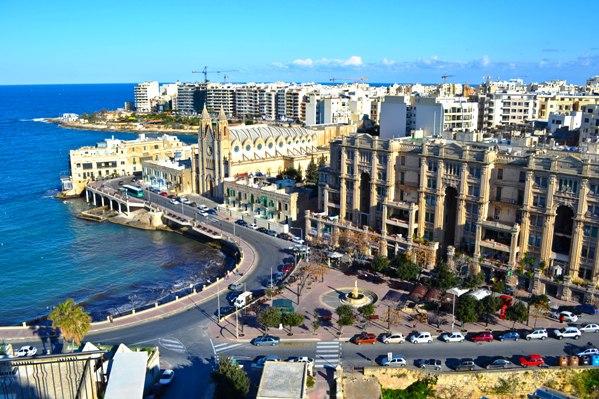 Valletta – The Capital City of Malta