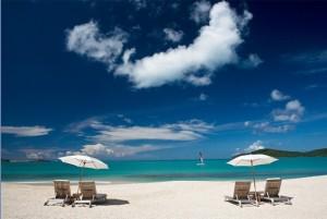 Hermitage Antigua beach