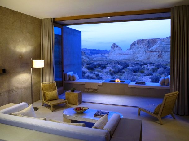 Amangiri Resort Guest Rooms