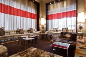 Bentley Hotel lobby lounge