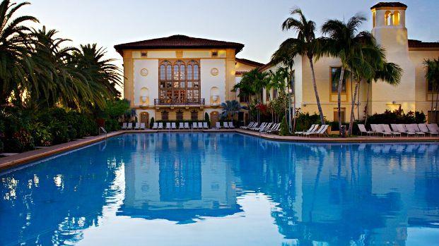 Biltmore outdoor pool