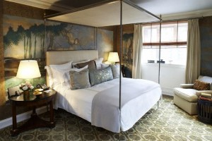 The Lowell Hotel guestroom