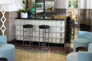 The Victor hotel Bar