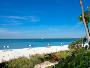 LaPlaya Beach & Golf Resort Naples Florida - Beach