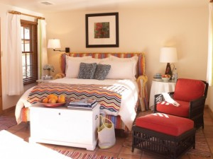 Lake Austin Spa guest rooms