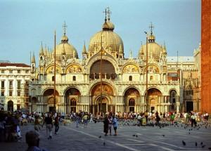 St Mark's Square Venice Italy 3