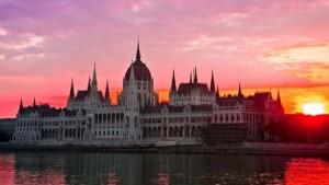 House of Parliament, Budapest Hungary