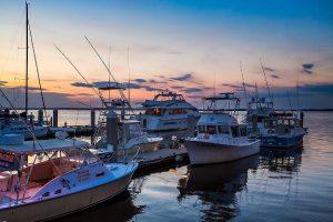 Amelia Island boating