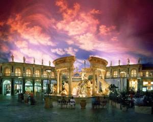 Caesars Palace Hotel Forum shops