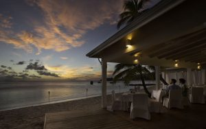 Curtain Bluff Dining