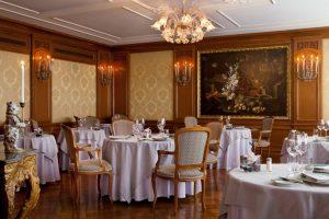 Luna Hotel Baglioni dining