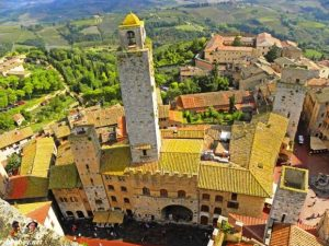 Torre Grossa San Gimignano Italy