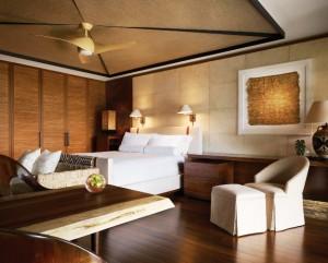 Four Seasons Resort Lanai guest rooms