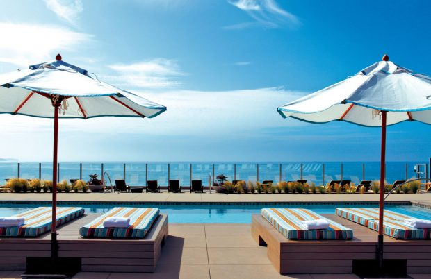 erranea Resort outdoor pool