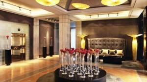 Hotel Arts Lobby