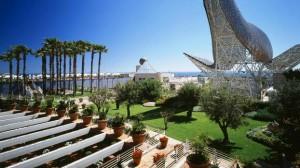 Hotel Arts garden